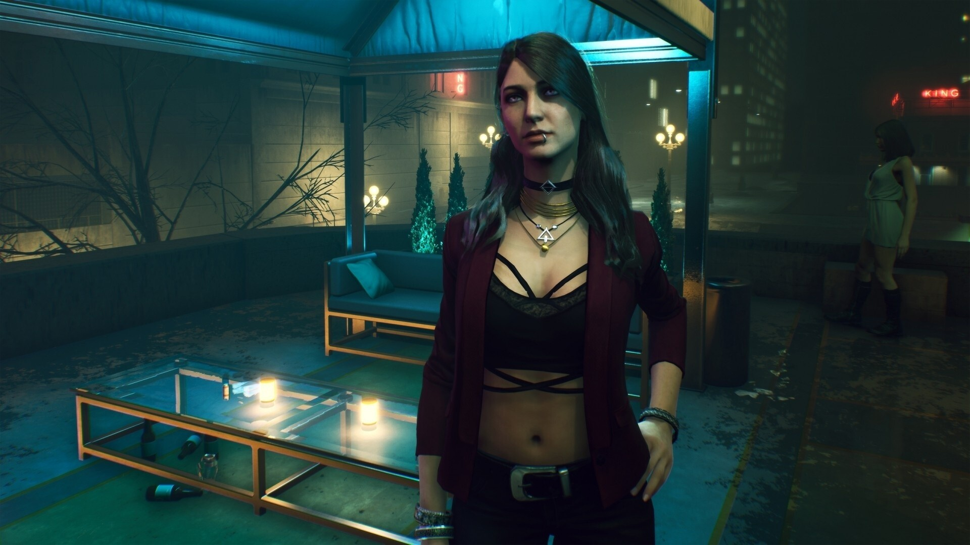 Скриншот из трейлера Vampire: The Masquerade – Bloodlines 2